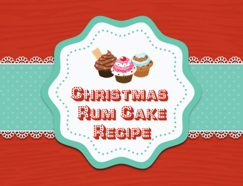 Bake a Rum Cake for this Christmas – A Recipe