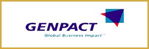 Genpact Logo