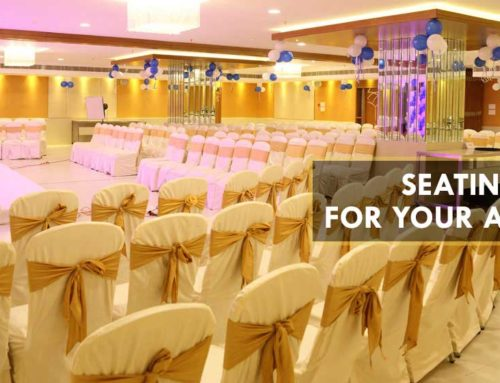 Seating style for your Events