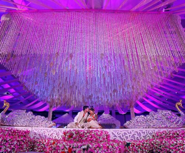 party hall photography